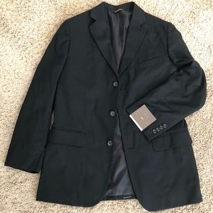 Merona Black suit jacket